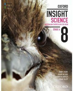 Oxford Insight Science 8 AC for NSW Student book + obook/assess