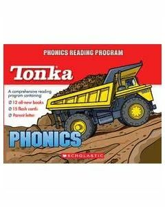 Tonka Phonics Reading Program