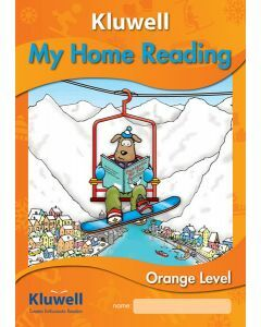 My Home Reading Orange Level (Senior) 2019 Edition