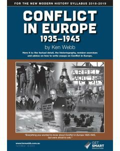 Conflict in Europe 1935-1945 (2019 edition)