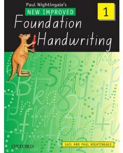 New Improved Foundation Handwriting NSW Year 1
