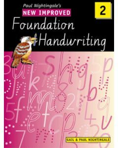 New Improved Foundation Handwriting NSW Year 2