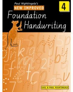 New Improved Foundation Handwriting NSW Year 4
