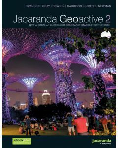 Jacaranda Geoactive 2 NSW AC Stage 5 LearnON & Print