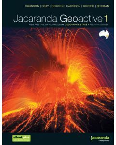 Jacaranda Geoactive 1 NSW AC Stage 4 LearnON & Print