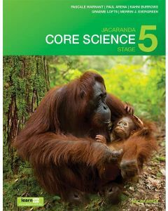 Jacaranda Core Science Stage 5 NSW AC 2ed learnON & Print