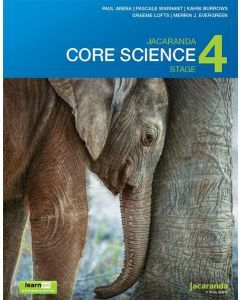 Jacaranda Core Science Stage 4 NSW AC 2ed learnON & Print