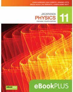 Jacaranda Physics 11 4E for NSW eBookPLUS (Access Code)