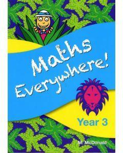 Maths Everywhere! Year 3