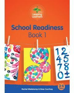 Leaping Learners School Readiness Book 1