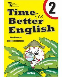 Time for Better English 2