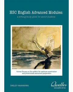 NSW HSC English Advanced Modules Print Workbook