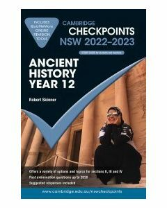 Cambridge Checkpoints NSW Ancient History Year 12 2022-23