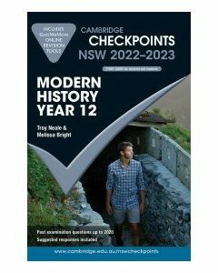 [Pre-order] Cambridge Checkpoints NSW Modern History Year 12 2022-23 [Due Sep 2021]