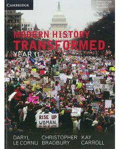 Modern History Transformed Year 11 (Print & Digital)