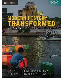 Modern History Transformed Year 12 (print and digital)