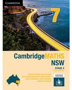 CambridgeMATHS NSW Year 7 Second Edition (print and interactive textbook)