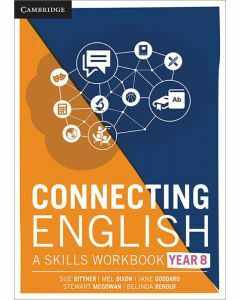 [Pre-order] Connecting English: A Skills Workbook Year 8 (print & digital) [Due Aug 2020]