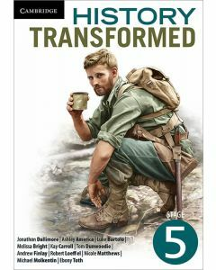 History Transformed NSW Stage 5 (print and interactive textbook)