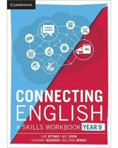 [Pre-order] Connecting English: A Skills Workbook Year 9 (print & digital) [Due Oct 2020]