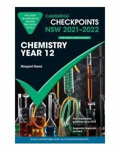 Cambridge Checkpoints NSW Chemistry Year 12 2021-2022