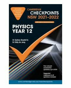 Cambridge Checkpoints NSW Physics Year 12 2021-2022
