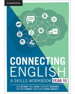 [Pre-order] Connecting English: A Skills Workbook Year 10 (print & digital) [Due Nov 2020]