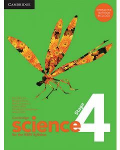 Cambridge Science for NSW Stage 4 (print & digital)