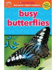 Busy Butterflies (Discover More Readers Level 1)