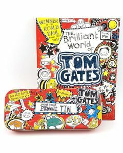 The Brilliant World of Tom Gates (Book + Pencil Tin)