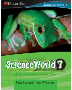 ScienceWorld 7 AC Edition: Print & Digital (Available to Order)