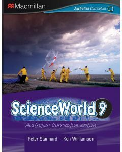 ScienceWorld 9 AC Edition: Print & Digital (Available to Order)