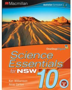 Science Essentials 10 NSW Edition: Print & Digital (Available to Order)