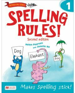 Spelling Rules! 2e Book 1