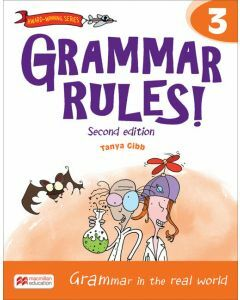 Grammar Rules! 2e Book 3