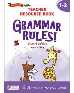 Grammar Rules! 2e TRB 1-2