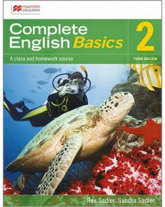 Complete English Basics 2: 3rd ed Student Book + Online Workbook