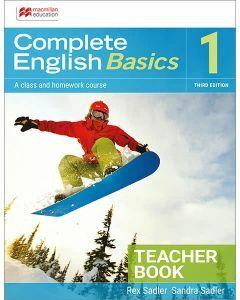 Complete English Basics 1: 3rd ed Teacher Resource Book