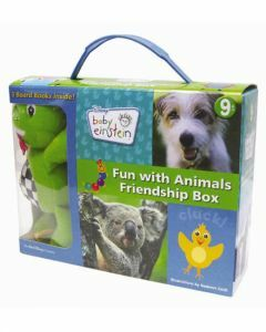 Fun with Animal Friendship Box (Ages 9+ months)