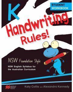 Handwriting Rules! NSW Foundation Style K