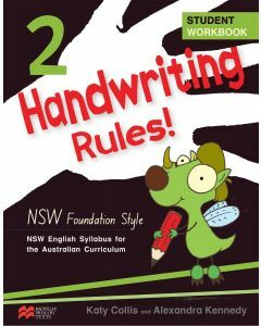 Handwriting Rules! NSW Foundation Style 2
