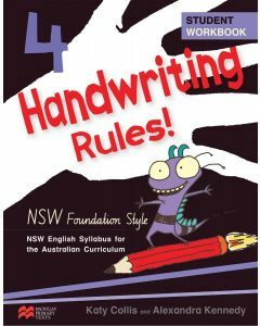 Handwriting Rules! NSW Foundation Style 4