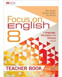 Focus on English 8 Teacher Book
