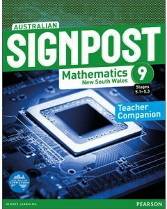 Australian Signpost Mathematics New South Wales 9 (5.1-5.3) Teacher Companion