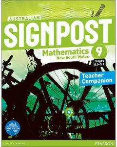 Australian Signpost Mathematics New South Wales 9 (5.1-5.2) Teacher Companion