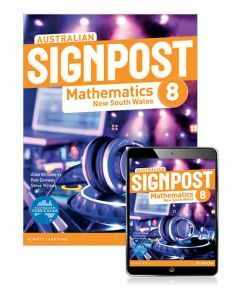 Australian Signpost Mathematics NSW 8 Student Book with eBook