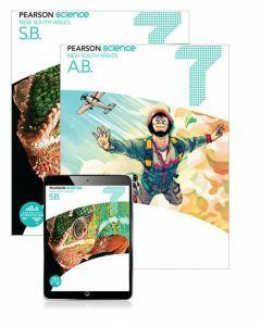Pearson Science NSW 7 Student Book, eBook and Activity Book