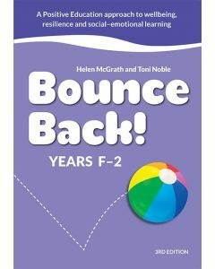 Bounce Back! Years F-2 Book with eBook 3ed
