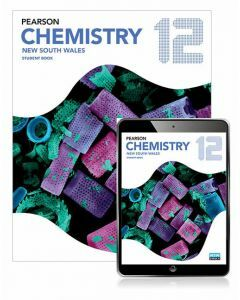 Pearson Chemistry 12 NSW Student Book with eBook