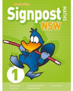 Australian Signpost Maths NSW 1 Student Activity Book 2ed